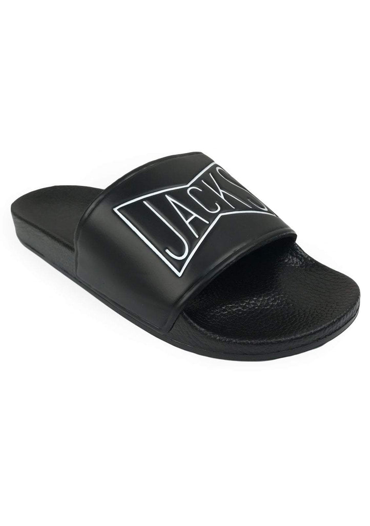 Bow Tie Slide-on Sandals