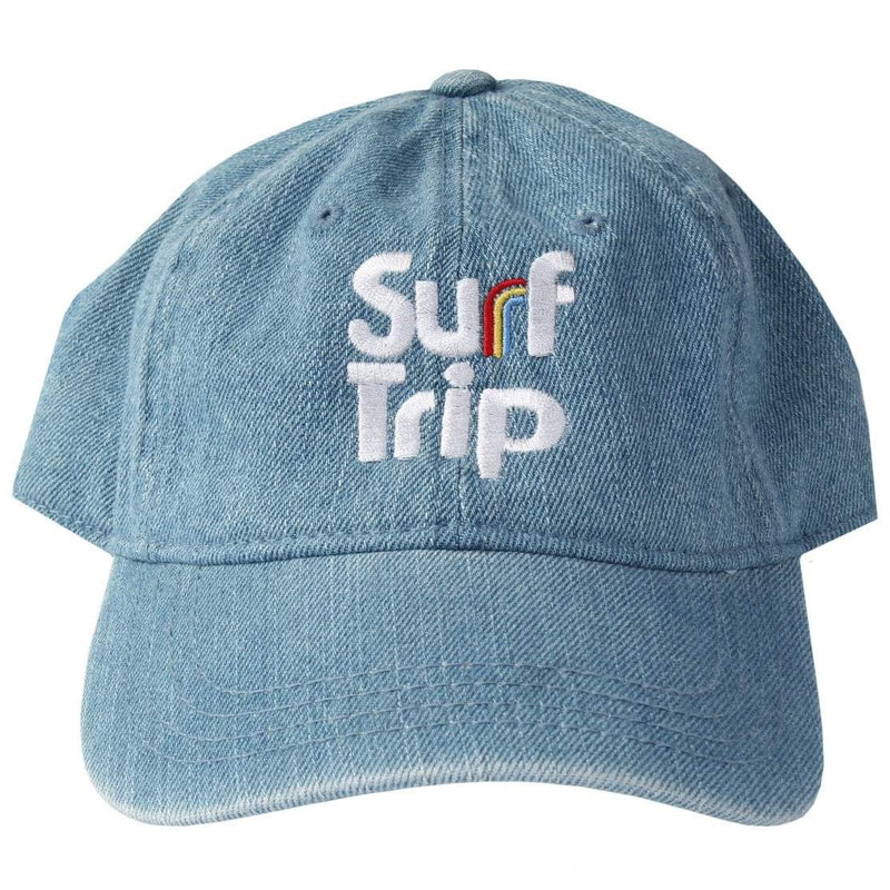 Womens Surf Trip Strapback Hat