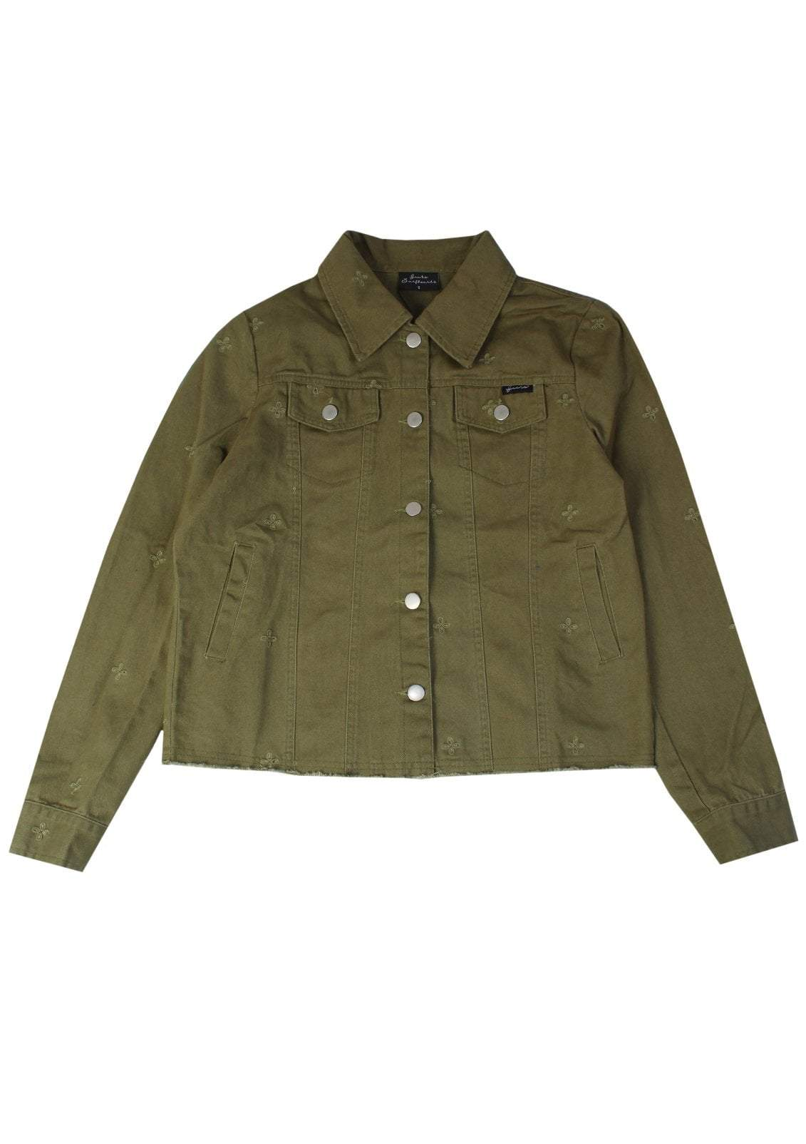 Womens Madison Button Up Jacket
