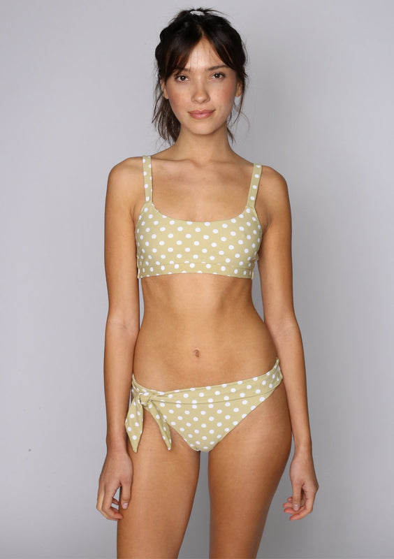 Isla Side Bow Tie Swim Bottom