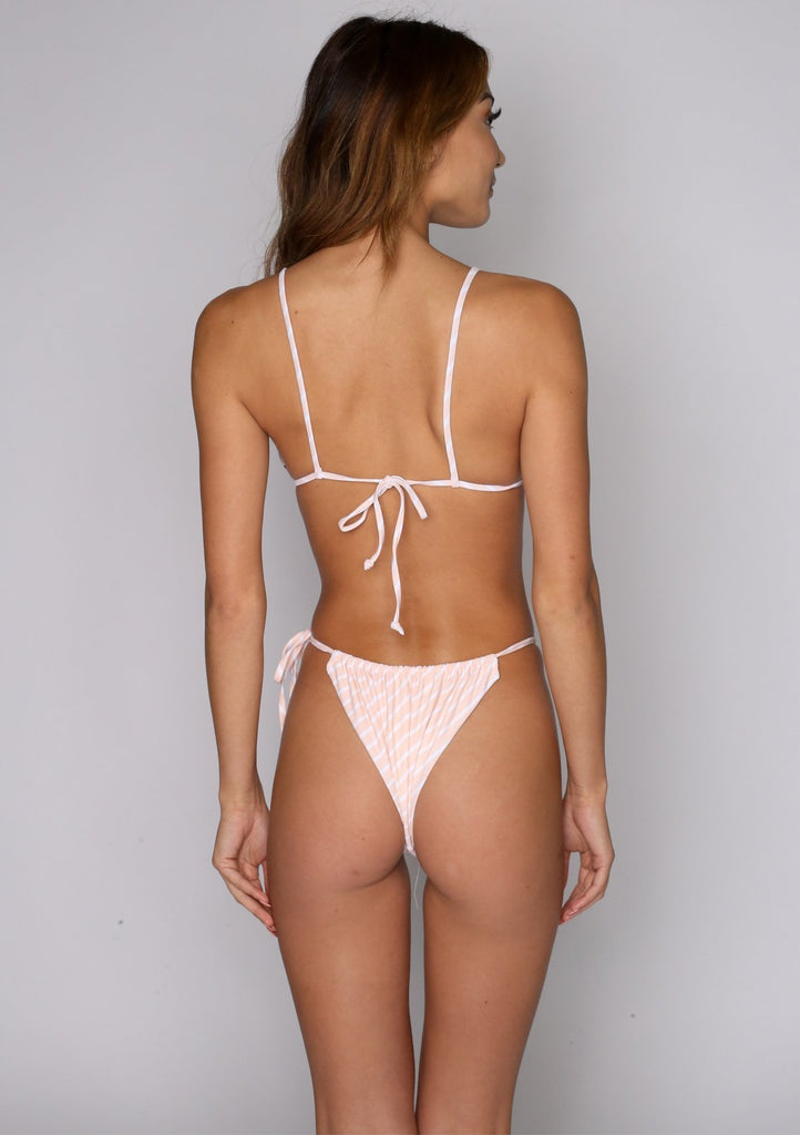 Poppy Side-Tie Swim Bottom (Past Season )