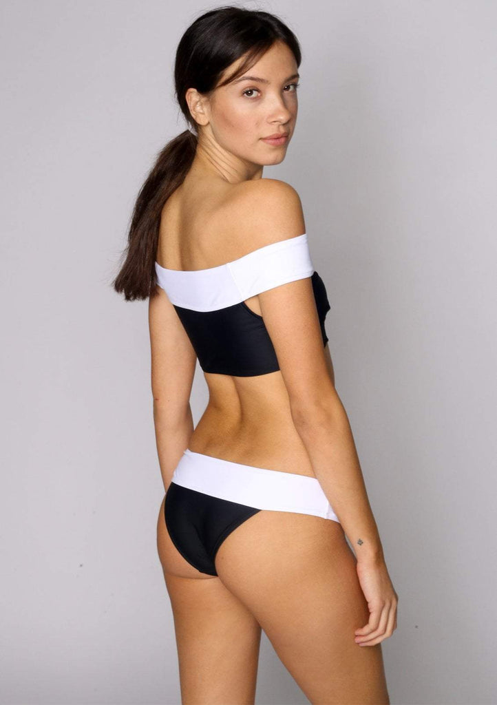 Hailey Bandeau Swim Top (Past Season )