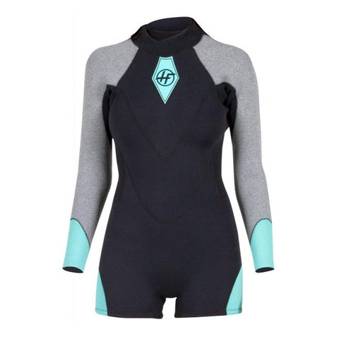 Hyperflex Women's VYRL 2.5mm Back Zip Long Sleeve Springsuit FA19