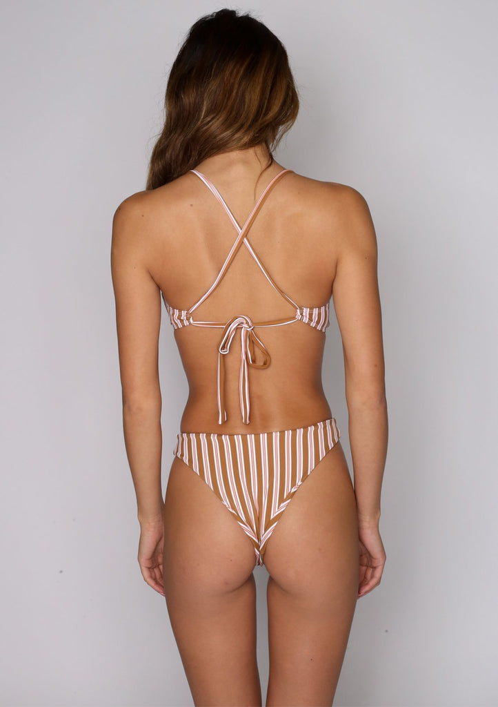 Karis Sporty Swim Top