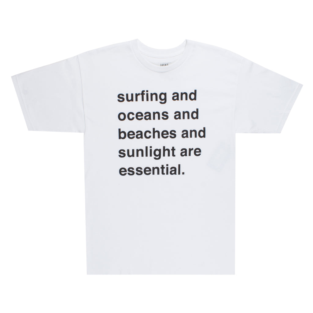 Surfing Ad Modern Fit S/S Tee