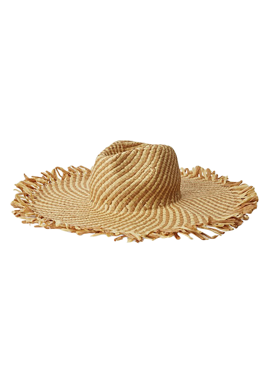 Catching Rays Straw Hat