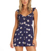 Womens Flirty Free Romper