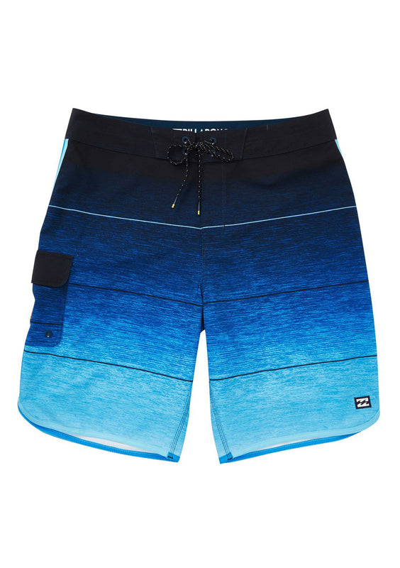 Boy's 73 Striped Boardshorts