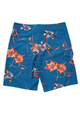 Little Boy's All Day Floral Boardshorts