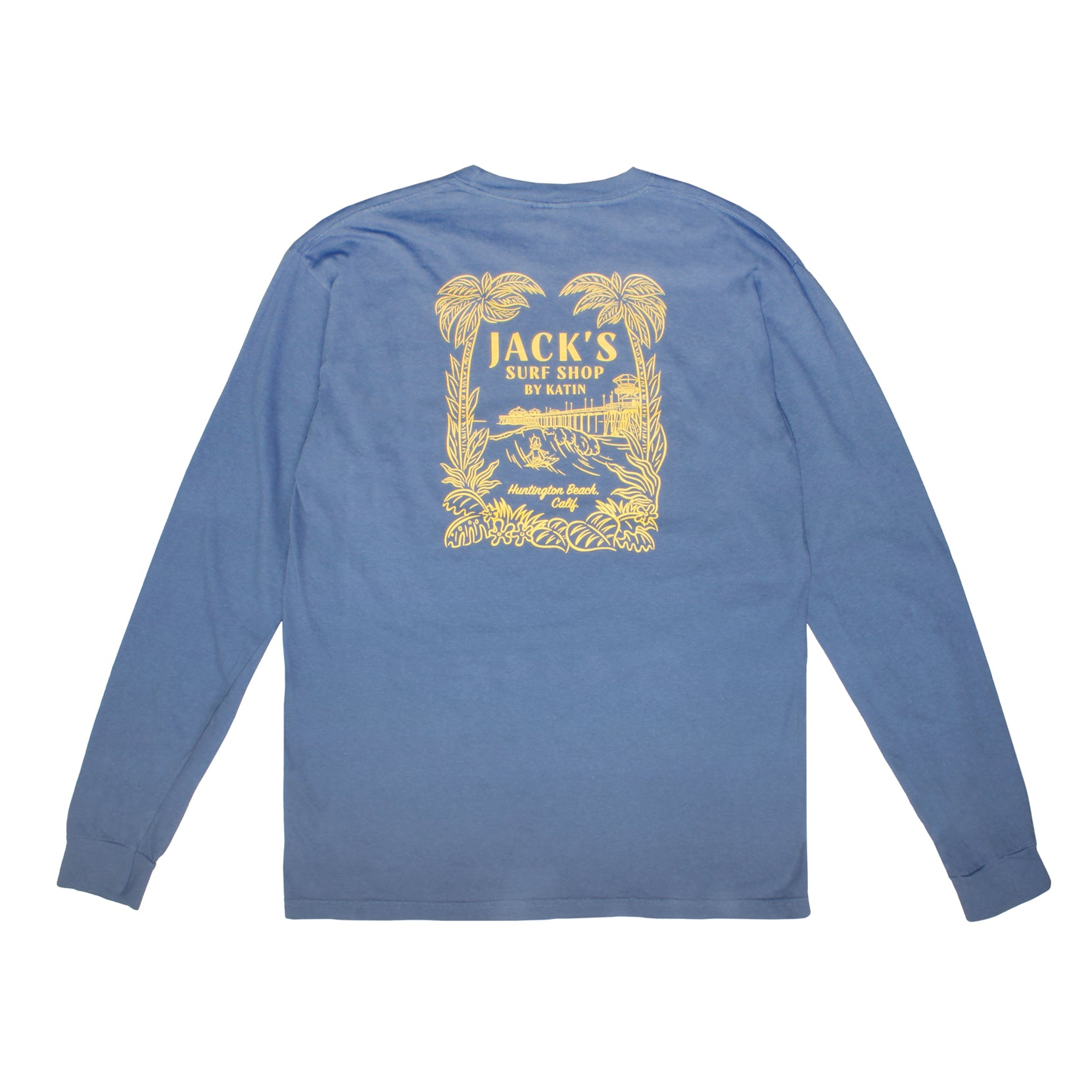 Jack's By Katin L/S Tee