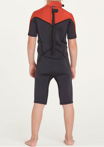 Billabong Boy's 2/2 Absolute Back Zip Springsuit