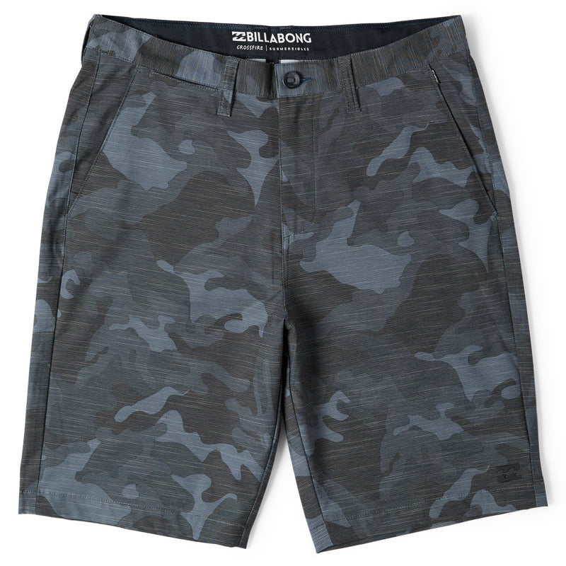 Crossfire X Slub Submersibles Short