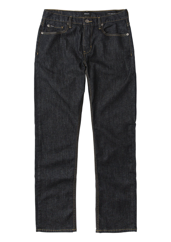 Mens Stay RVCA Denim Jeans