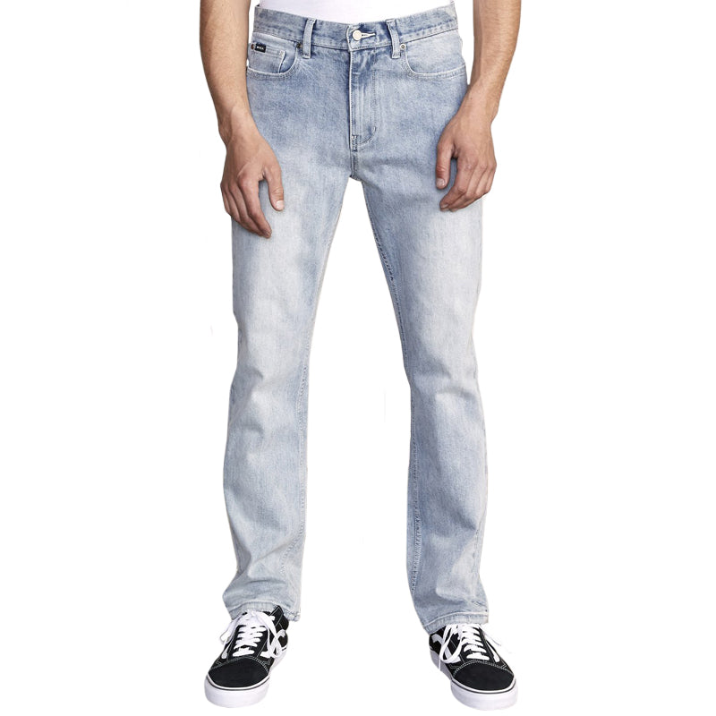 RVCA Men's Weekend Straight Fit Jeans SP20