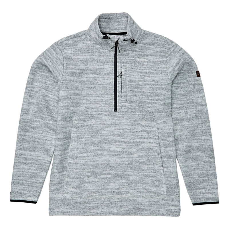 Boundary Mock Half-Zip Pullover Fleece