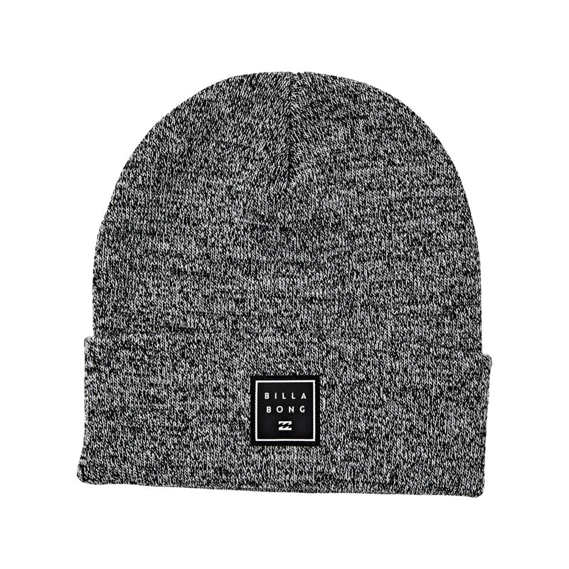 Stacked Heather Beanie
