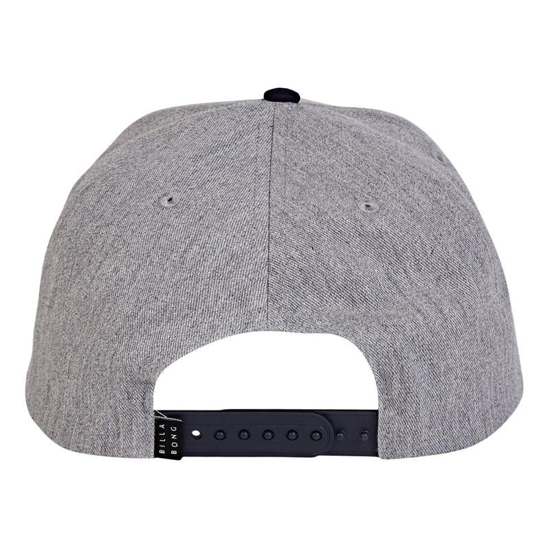 Stacked Snapback Hat