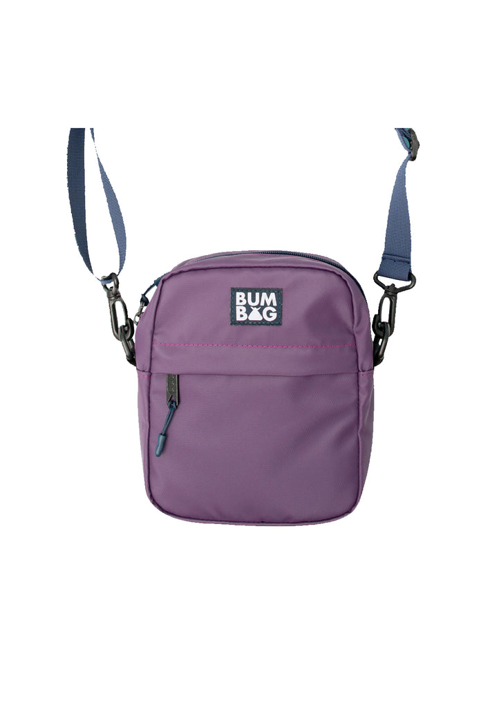 Matrix Compact XL Shoulder Bag Purple