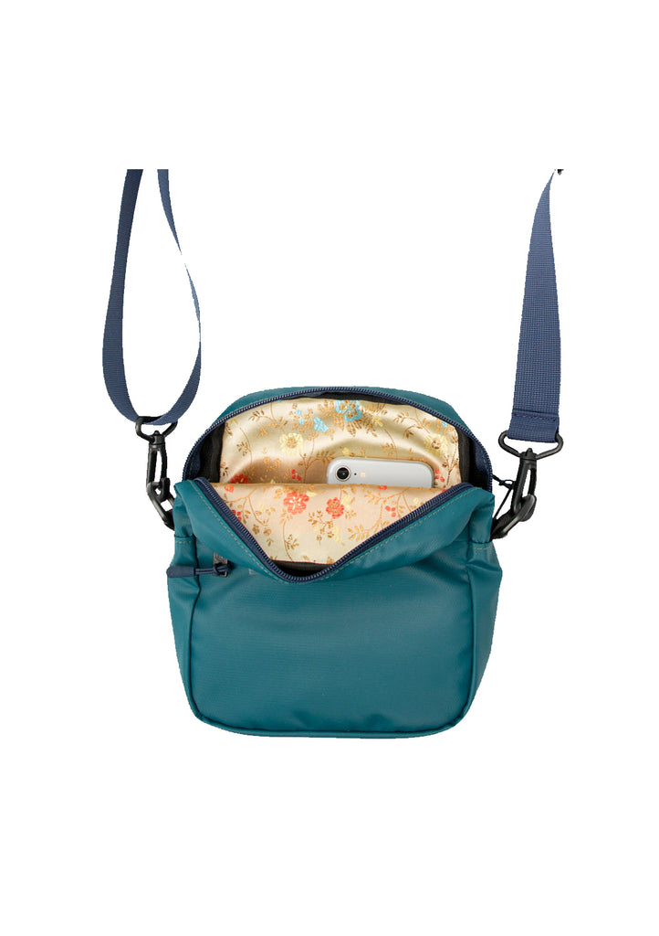 Matrix Compact XL Shoulder Bag Teal
