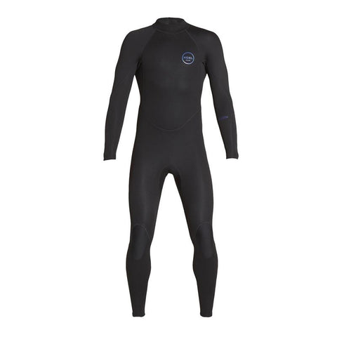 Xcel Men's Axis Flatlock 3/2mm Back Zip Fullsuit Wetsuit FA19