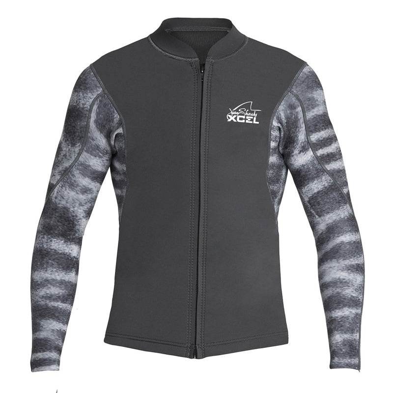 Xcel Men's Water Inpsired Axis Front Zip 2/1mm Surf Top FA19