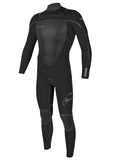 O'Neill Men's Mutant 4/3mm CZ Fullsuit W/Hood Wetsuit