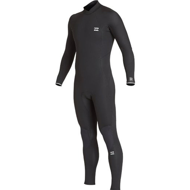 Billabong Men's 3/2mm Absolute Furnace Back Zip Fullsuit Wetsuit FA19