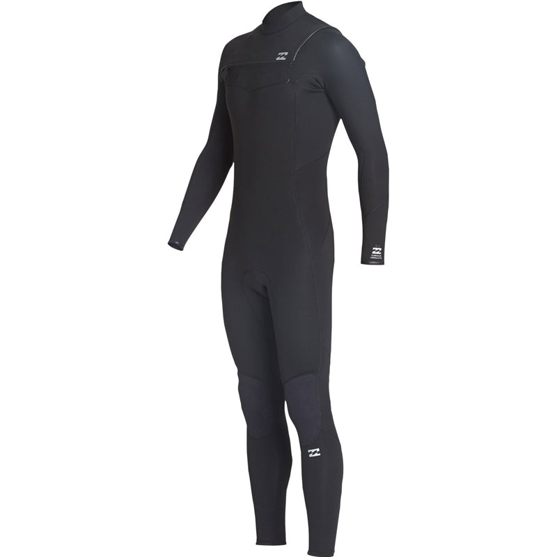 Billabong Men's 3/2mm Absolute Chest Zip GBS Fullsuit Wetsuit FA19