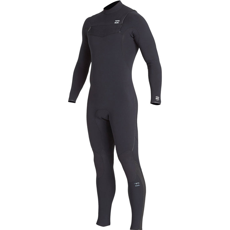 Billabong Men's 3/2mm Furnace Comp Chest Zip GBS Fullsuit Wetsuit FA19