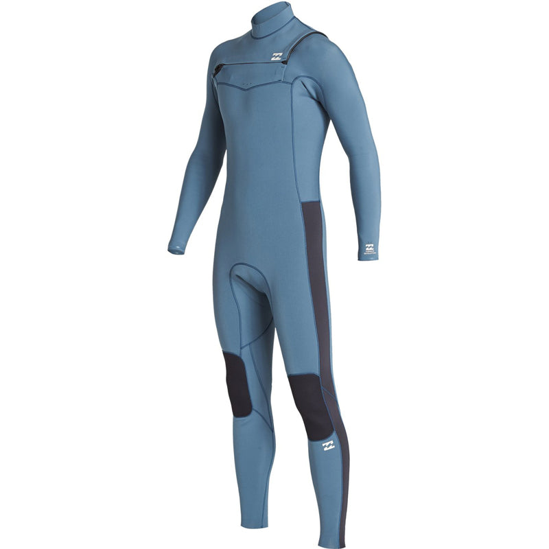 Billabong Men's 3/2mm Furnace Revolution Chest Zip Fullsuit Wetsuit FA19