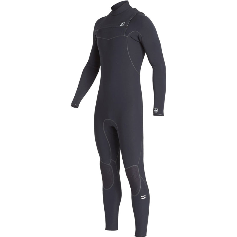 Billabong Men's 4/3mm Furnace Ultra Chest Zip Fullsuit Wetsuit FA19