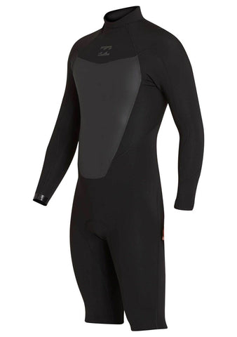 Billabong 2mm Absolute Comp Back Zip Springsuit