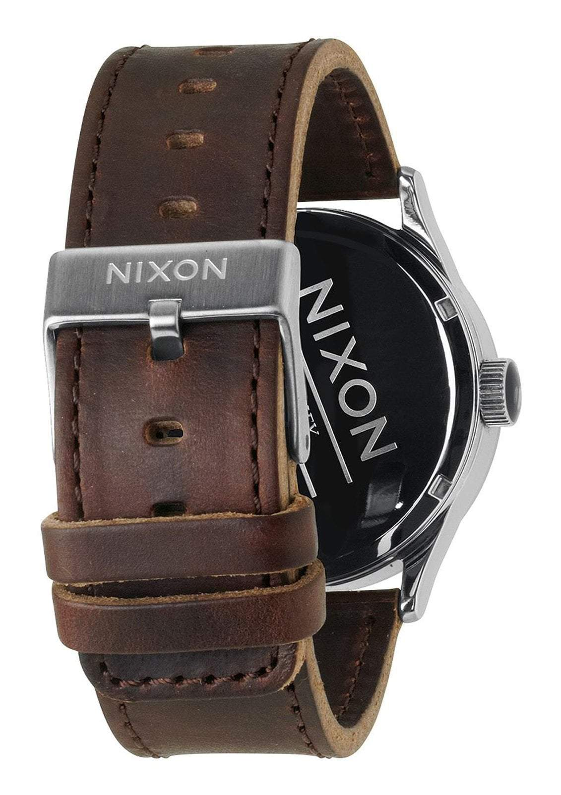 6046e4972 Nixon Men's Sentry Leather Watch – Jacks Surfboards