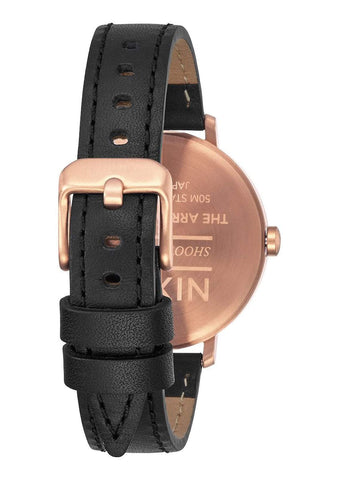 Nixon Women's Arrow Leather Watch