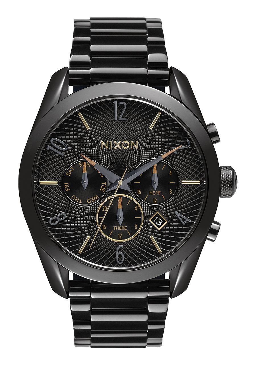 Nixon Women's Bullet Chrono Watch