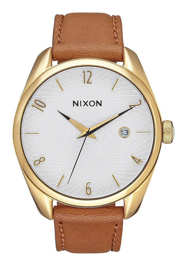 Nixon Women's Bullet Leather Watch