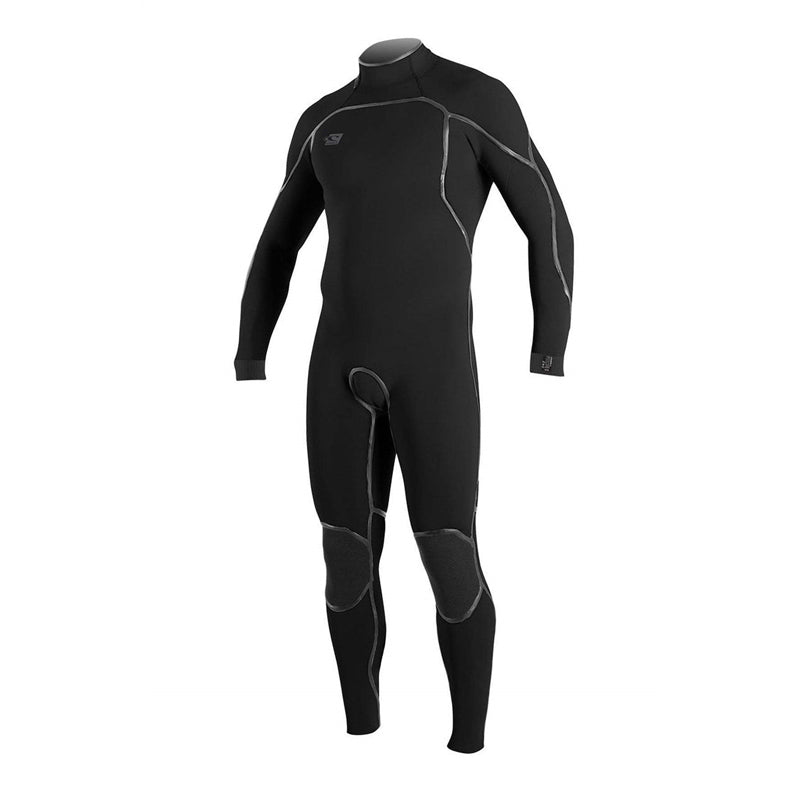 O'Neill Men's Psycho One Zen Zip 3/2 Full Wetsuit
