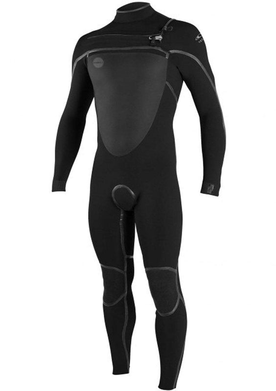 O'Neill Men's Psycho Tech 4/3 Chest Zip Full Wetsuit