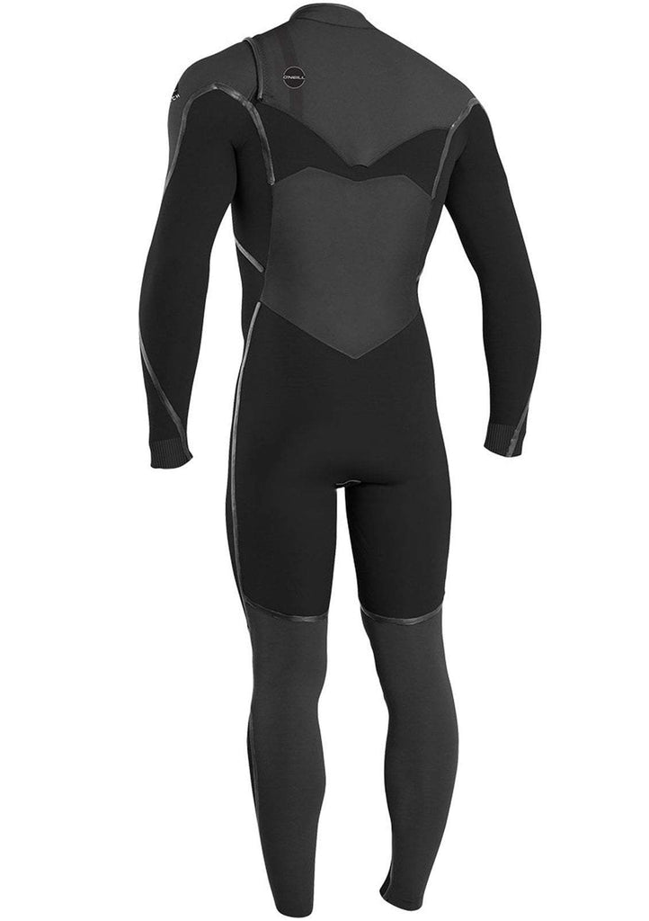 O'Neill Men's Psycho Tech 4/3 Chest Zip Full Wetsuit (Past season)