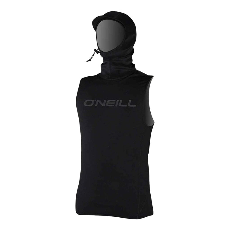 O'Neill Thermo-X Vest W/Neo Hood Wetsuit Top FA19