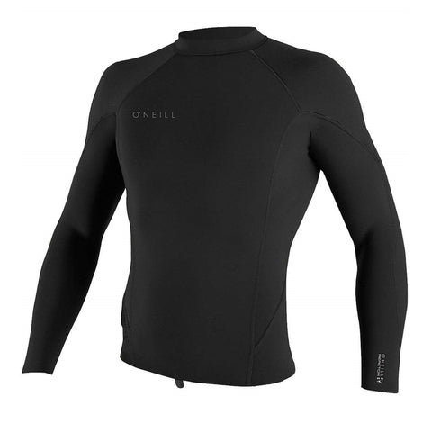 O'Neill Men's Reactor II .5MM L/S Surf Top
