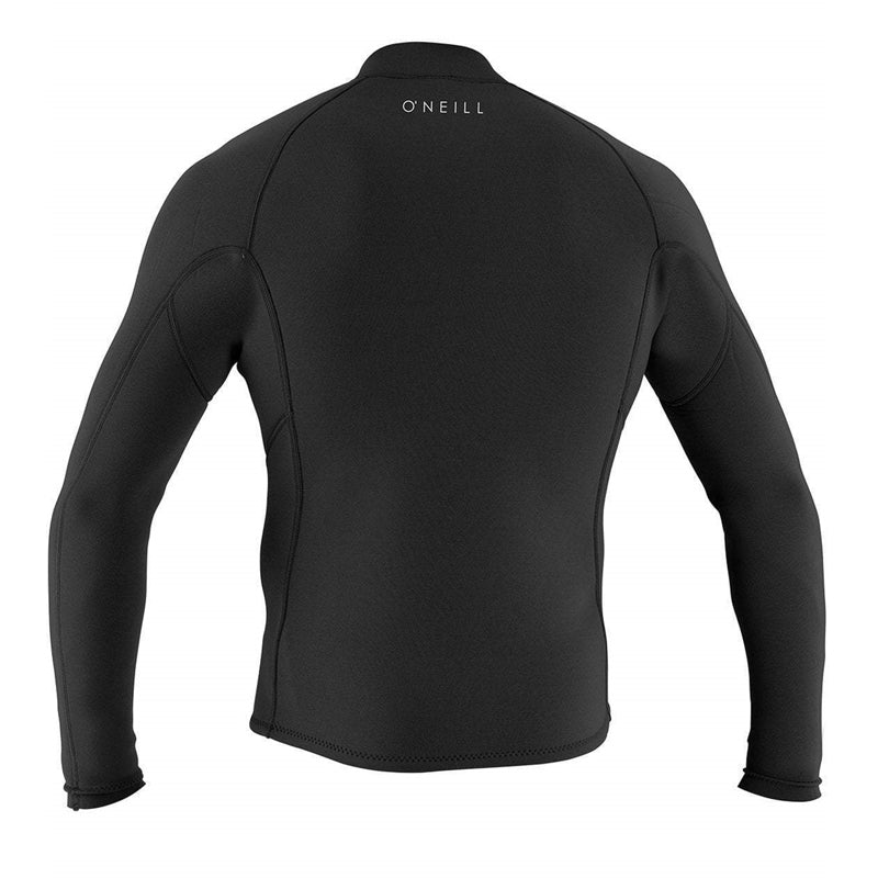 O'Neill Men's Wetsuits Reactor-2 1.5mm Chest Zip L/S Jacket FA19