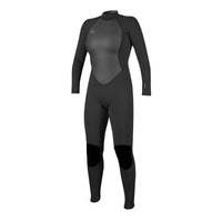 O'Neill Women's Reactor II 3/2mm Back Zip Fullsuit Wetsuit