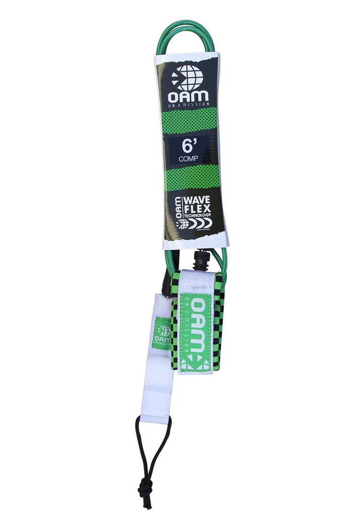 On A Mission 6' Comp Surf Leash FA19
