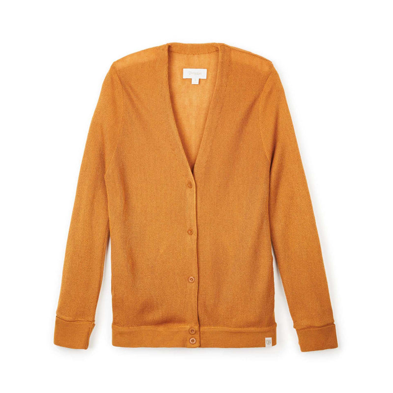 Womens Oxford Cardigan