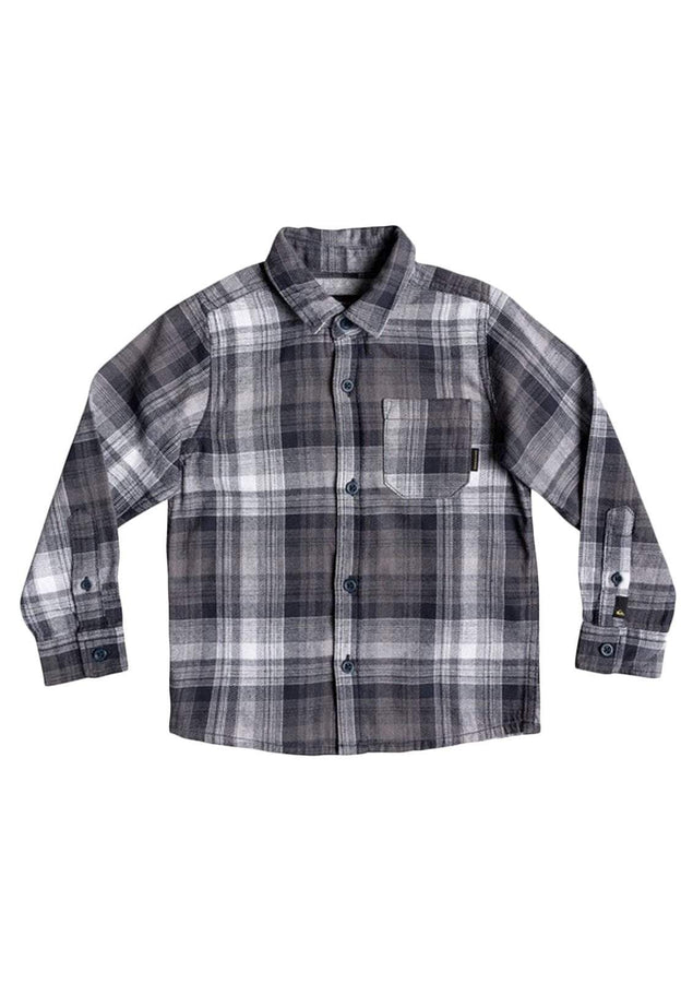 Little Boy's 2-7 Fatherfly L/S Shirt