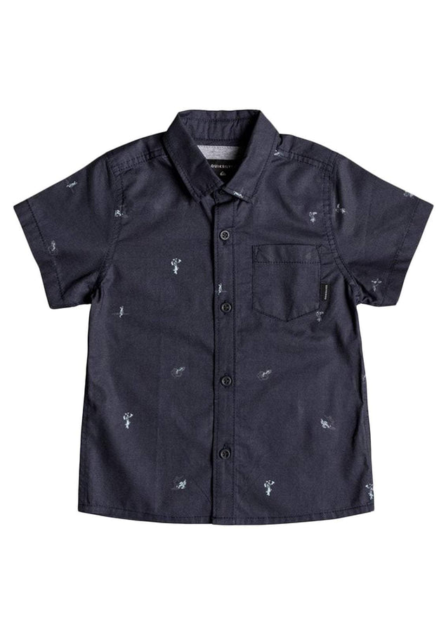 Little Boy's 2-7 Mini Kamakura S/S Shirt