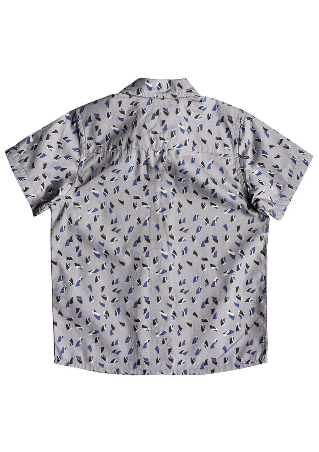 Little Boy's Akan Waters Shirt