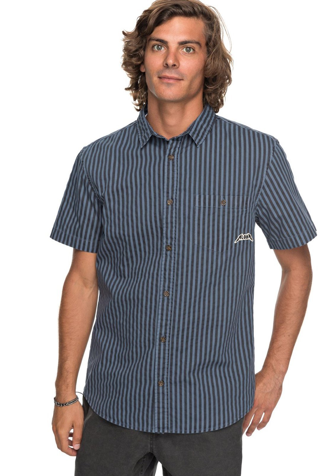 Bro Stripe S/S Shirt