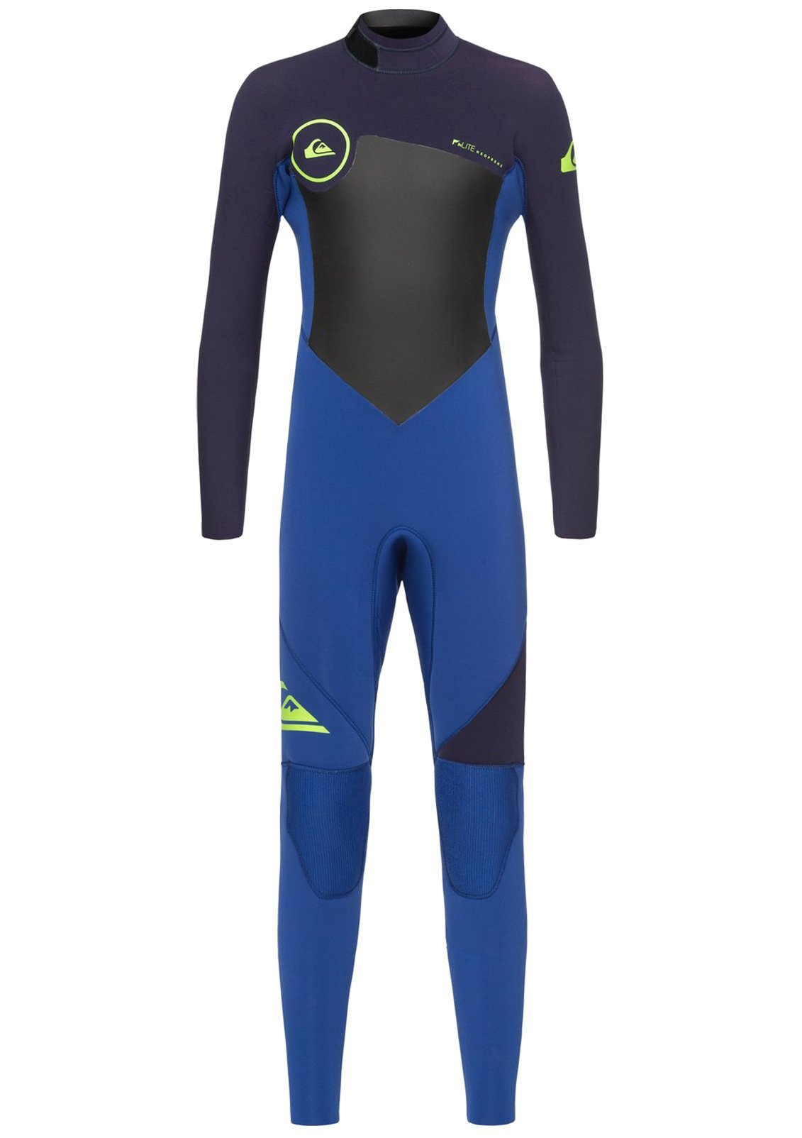 Boy's 3/2mm Syncro Series Back Zip GBS Wetsuit